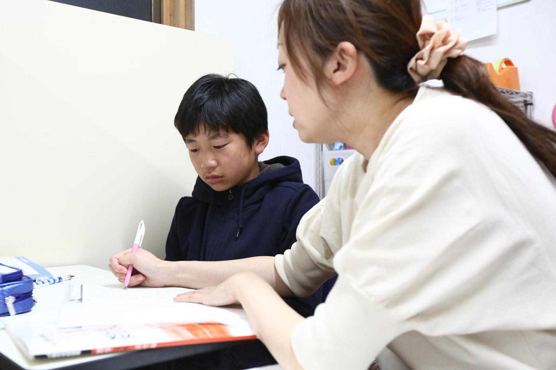 酒井塾 中学生クラス